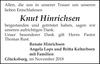 Knut Hinrichsen
