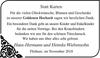 Hans-Hermann und Heimke Wiebensohn