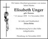 Elisabeth Unger