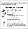 Waltraud Sturm