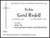 Gerd Wedell