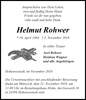 Helmut Rohwer