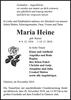 Maria Heine