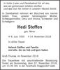 Hedi Steffen