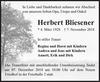 Herbert Bliesener
