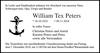 William Tex Peters