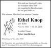 Ethel Knop