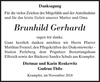 Brunhild Gerhardt