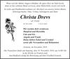 Christa Drevs