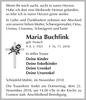 Maria Buchfink