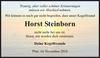 Horst Steinborn
