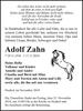 Adolf Zahn