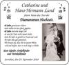 Catharine und Hans-Hermann Lund