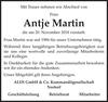 Antje Martin