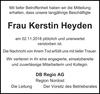 Frau Kerstin Heyden