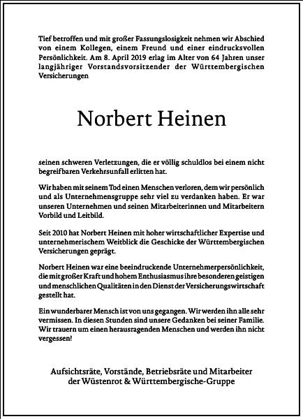 Norbert Heinen
