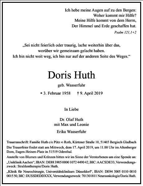 Doris Huth