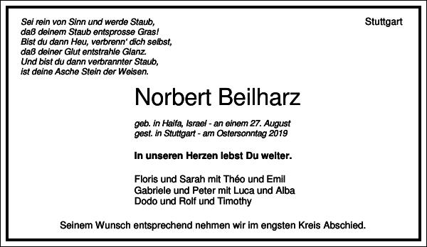 Norbert Beilharz