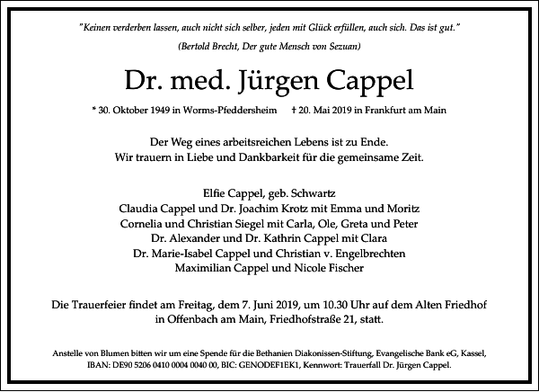Jürgen Cappel