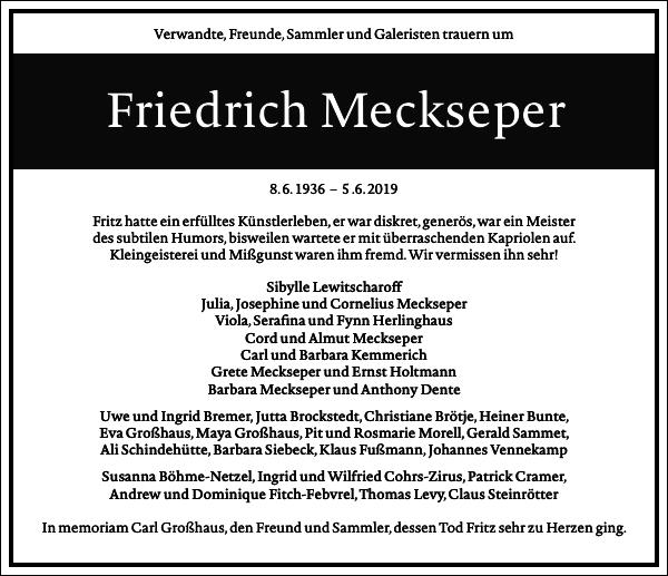 Friedrich Meckseper