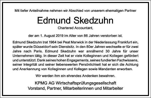 Edmund Skedzuhn