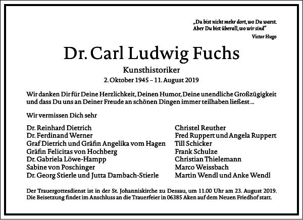 Carl Ludwig Fuchs