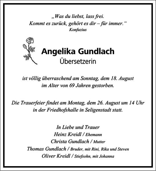 Angelika Gundlach
