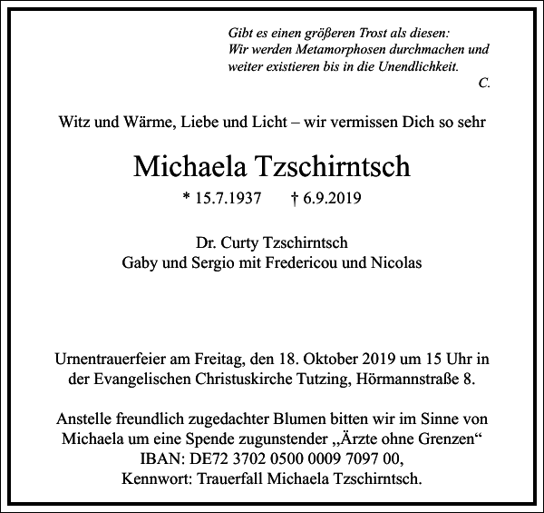 Michaela Tzschirntsch