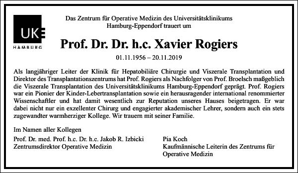 Xavier Rogiers
