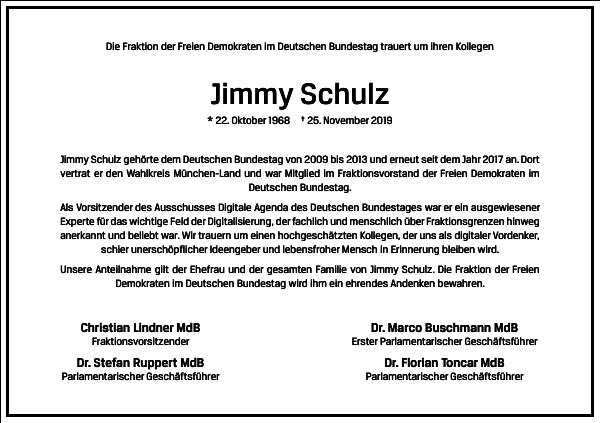 Jimmy Schulz