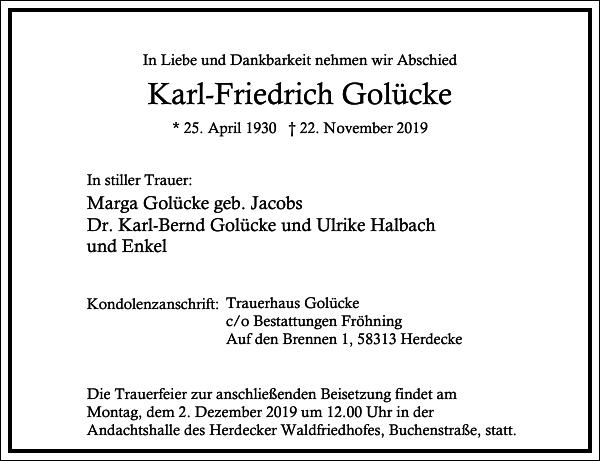 Karl-Friedrich Golücke