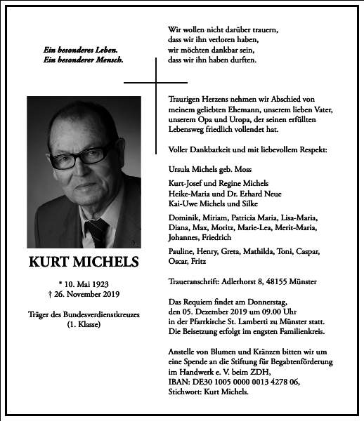 Kurt Michels