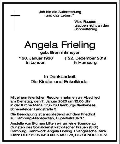 Angela Frieling