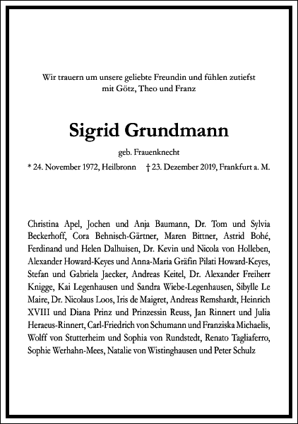 Sigrid Anne Grundmann