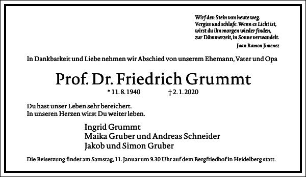 Friedrich Grummt