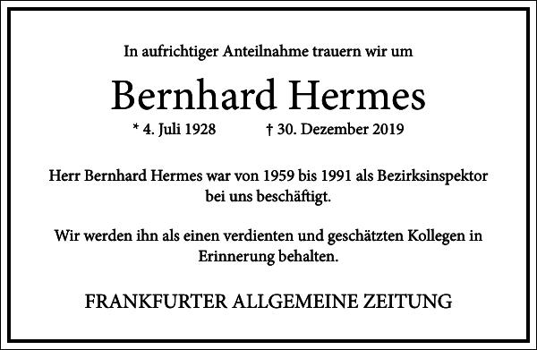 Bernhard Hermes