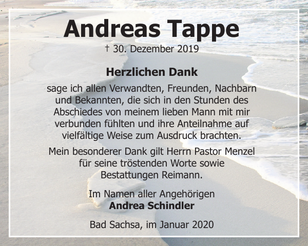 Andreas Tappe