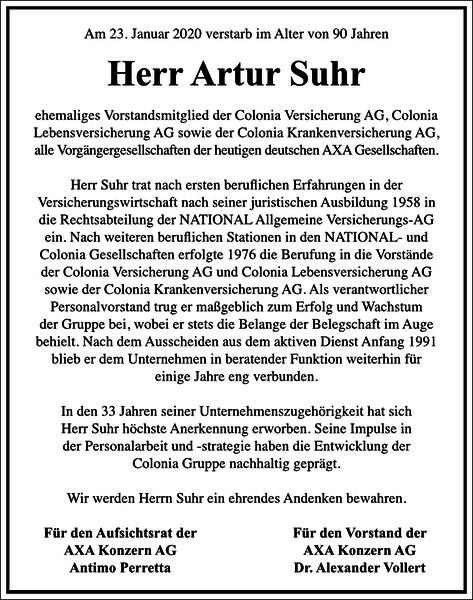 Artur Suhr