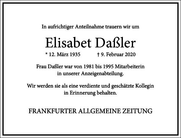 Elisabet Daßler