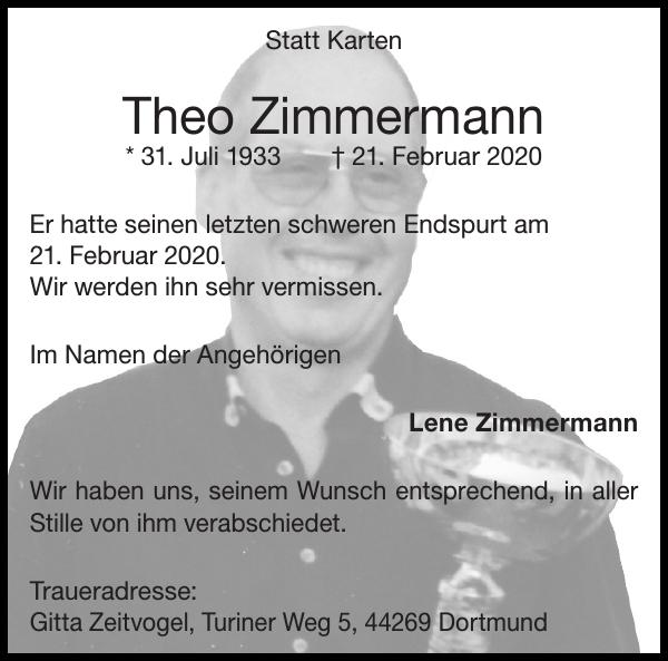 Theo Zimmermann