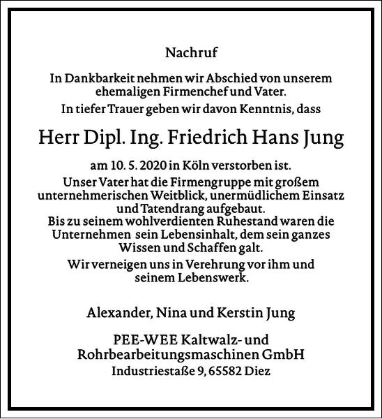Friedrich Hans Jung