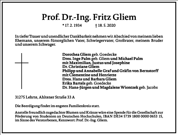 Fritz Gliem