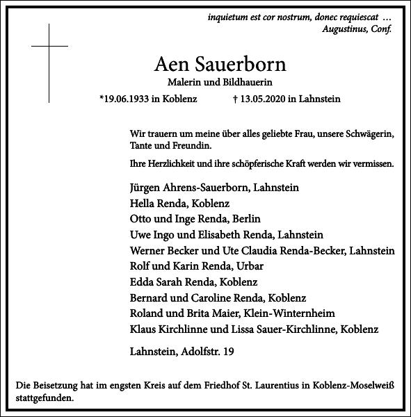 Aen Sauerborn