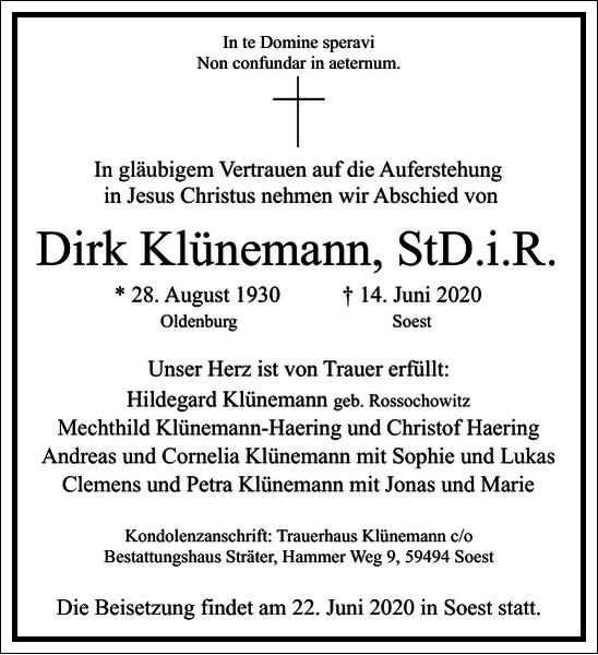 Dirk Klünemann