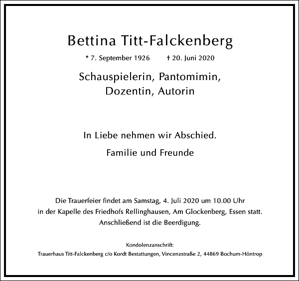 Bettina Titt-Falkenberg